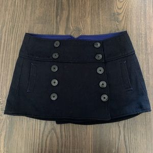 American Eagle wool skirt
